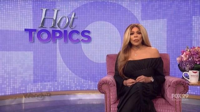 Her show premiere has been 'postponed' to October