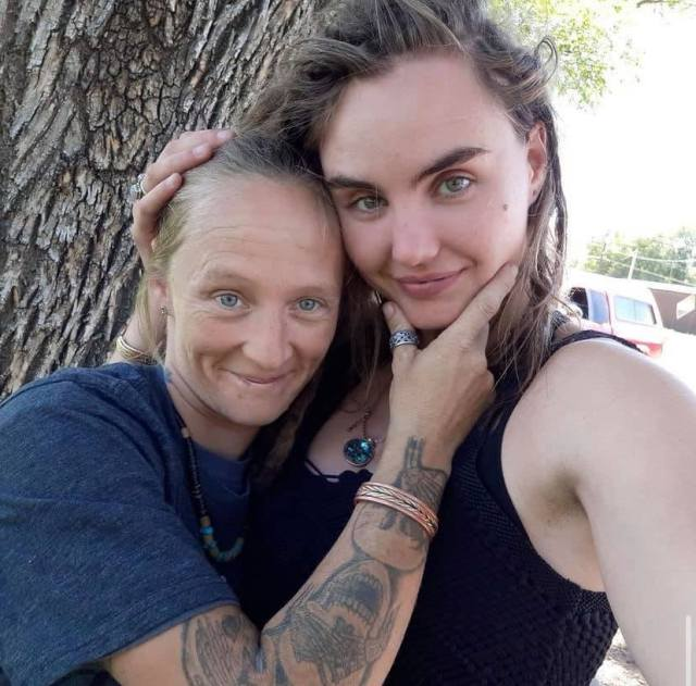 Kylen Schulte,24, and Crystal Turner, 38, were found dead by a friend in the La Sal mountain range in Utah on August 18