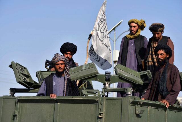 The propaganda video emerged on Afghanistan's national RTA Pashto television station