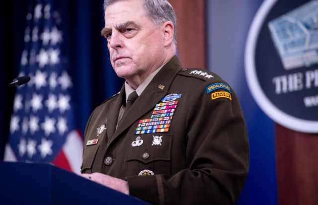 A new book says Gen. Milley called his Chinese counterpart in Trump's final months as president, according to reports
