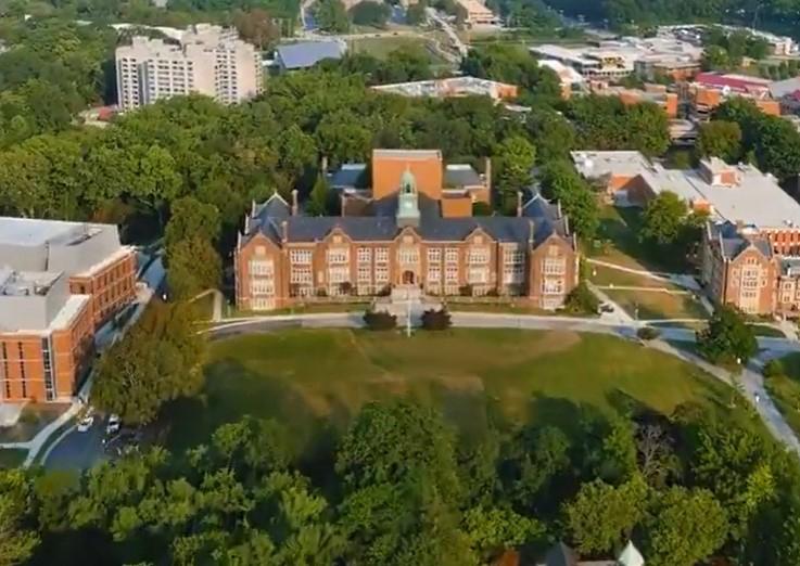 Towson University shooting sees three shot on campus in Baltimore as cops  hunt gunman