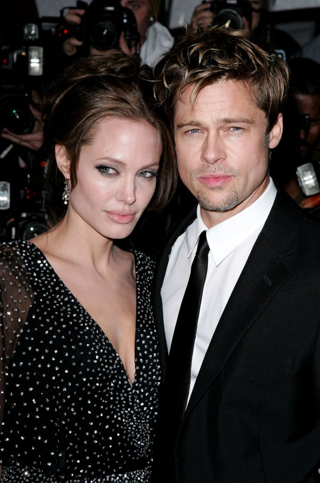 Angelina and Brad are in the middle of a messy divorce, trying to work out financial and custody details