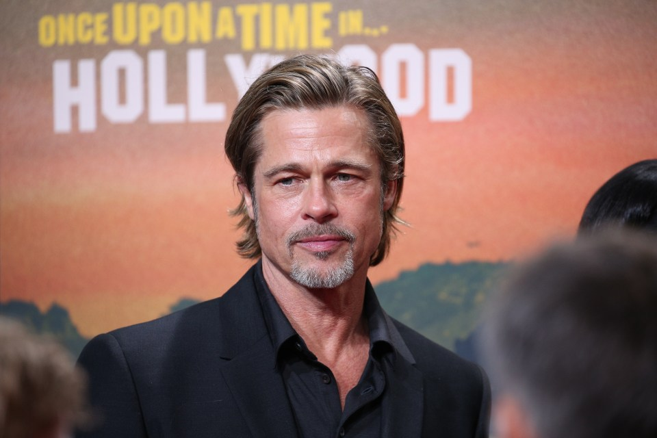 57-year-old Hollywood superstar promotes Oscar-winning film Once Upon A Time Hollywood
