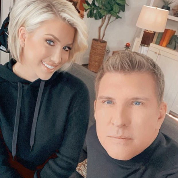 She is the daughter of Todd Chrisley