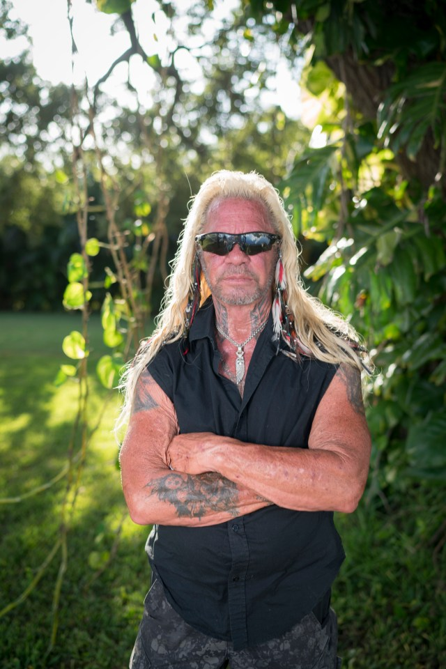 Dog the Bounty Hunter wants to talk to Cassie Laundrie before he leaves Florida