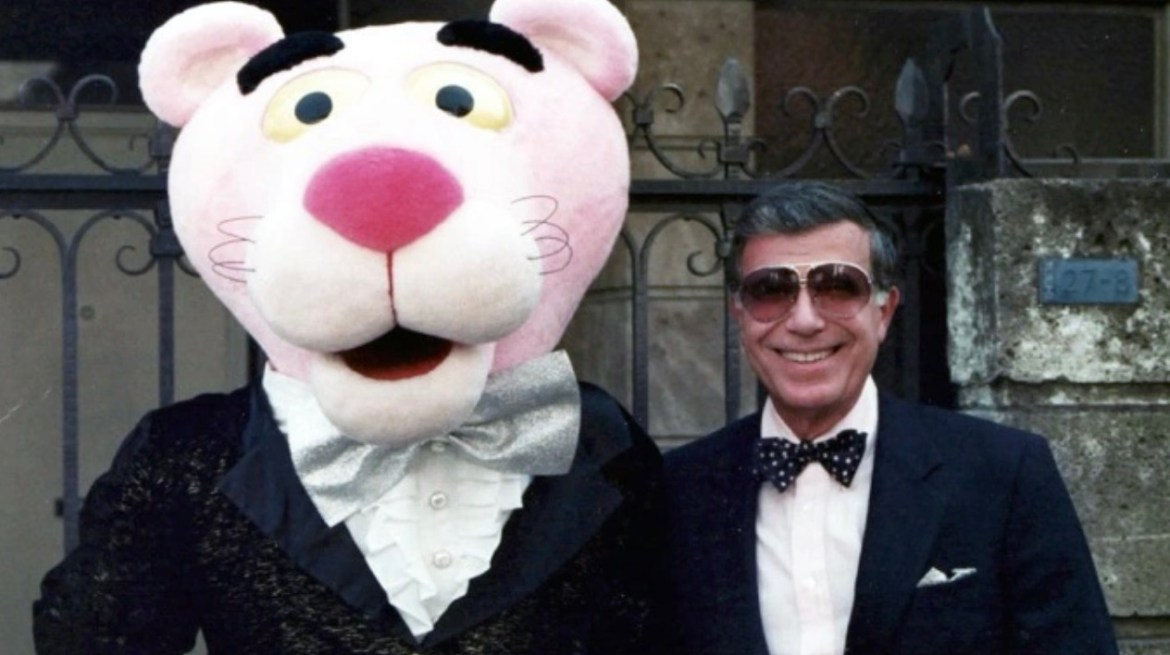 David H DePatie dead at 91: The Pink Panther cartoon producer passes away 'of natural causes'