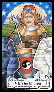Betekenis Tarotkaart De Zegewagen