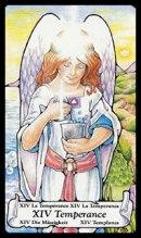 Betekenis Tarotkaart De Gematigdheid