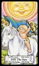 Betekenis Tarotkaart De Zon