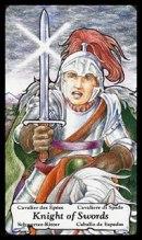 Betekenis tarotkaart Zwaarden Ridder