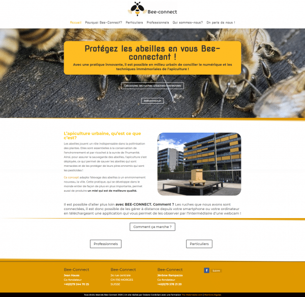 Bee-connect-france