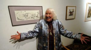 Tolkien artist Barbara Remington