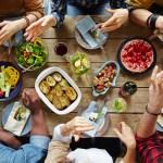 Trendy Healthy Socials