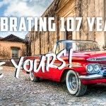 Chevrolet Celebrates 107 Years!