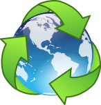 world recycling month