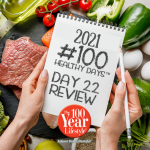 100 Healthy Days™ Week 4- Review Crisis VS Quality of Life Motivation