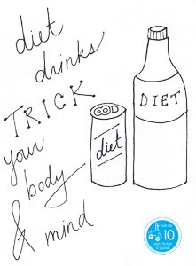 Is diet pop bad trick your body - the10principles