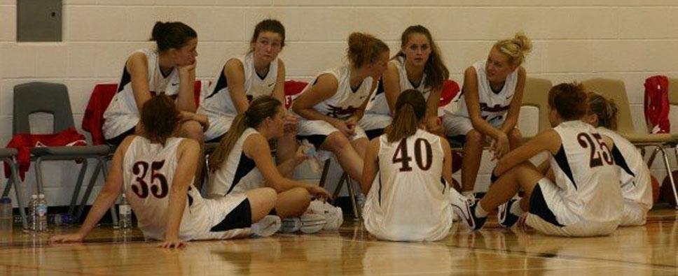 Meredith Healey - Basketball - the10principles