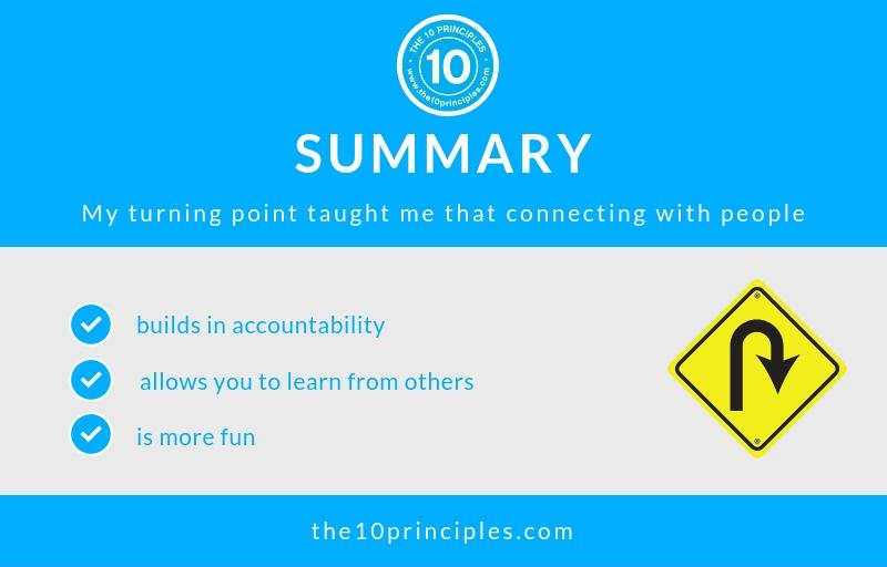 turning point - summary