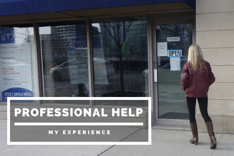 Professional help for eating disorders: My experience