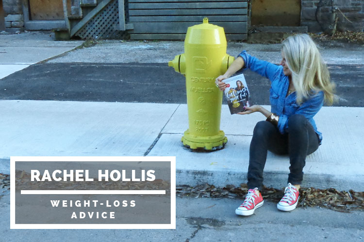 Rachel Hollis weight-loss advice