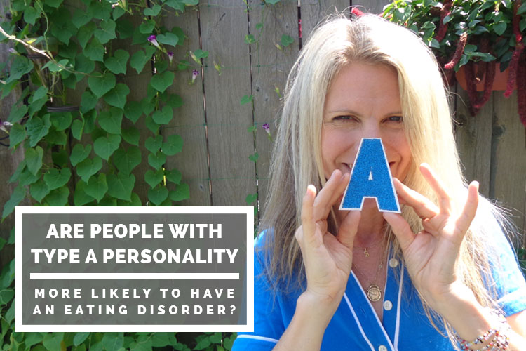 Are people with Type A personality more likely to have an eating disorder?