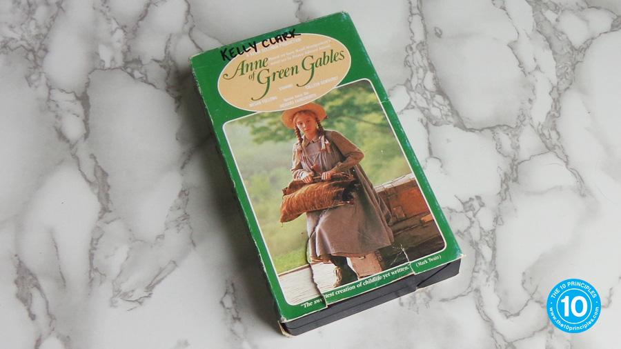 Kelly Clark - International Women's Day - Anne of Green Gables