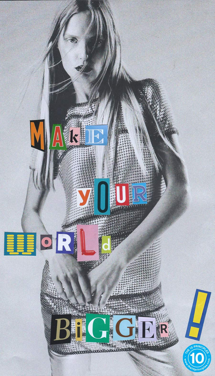 Make your world bigger