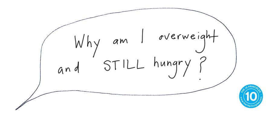 Why am I overweight and still hungry?