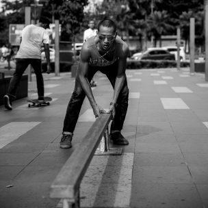 skateboarders kuala lumpur malaysia