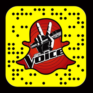 Image result for the voice on snapchat