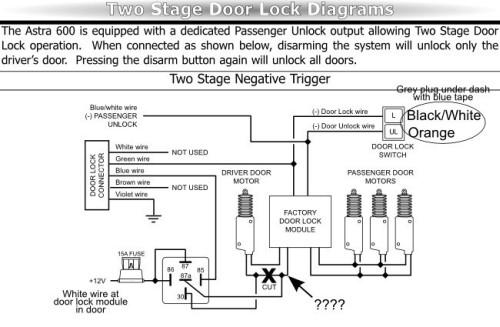 Door Lock Actuator Wiring Diagram Wiring Diagram – Lock Wire Diagram 5