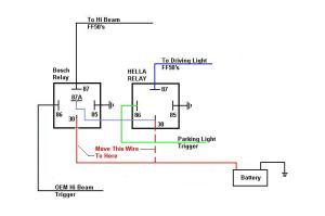 Relay Wiring, Lights  Page 3