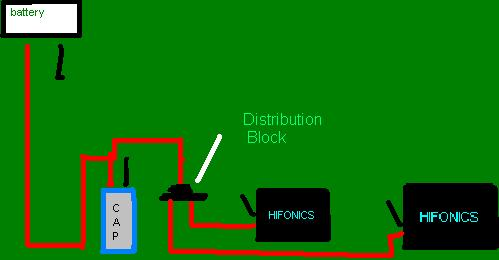 wiring diagram for car stereo capacitor wiring diagram wiring diagram for car stereo capacitor