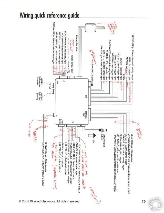Valet 552t Wiring Diagram Compustar Remote Start Wiring