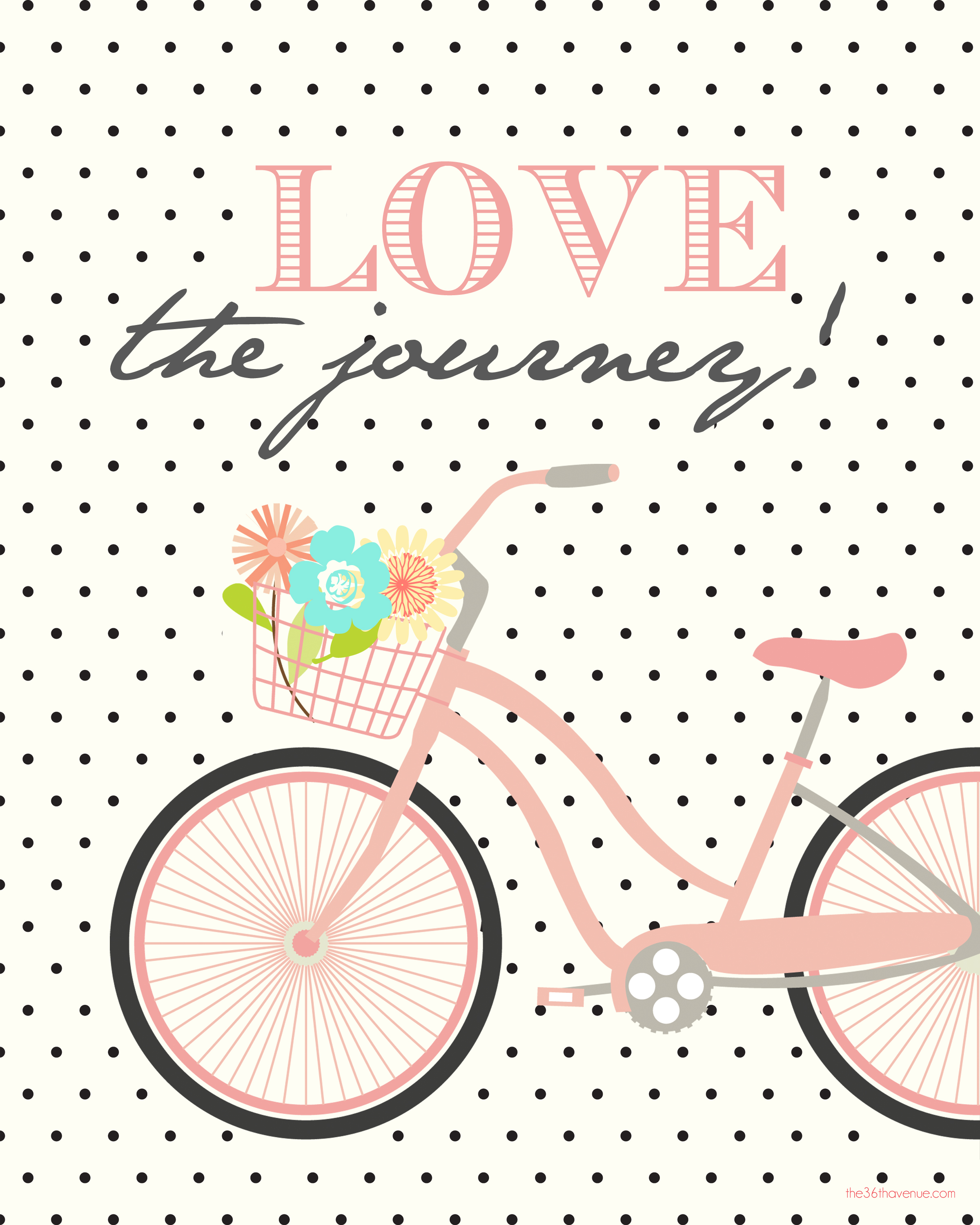 Free Printables Love The Journey