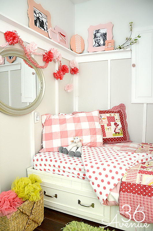 The 36th AVENUE   How to Decorate a Small Bedroom   The ... on Small Rooms  id=73072