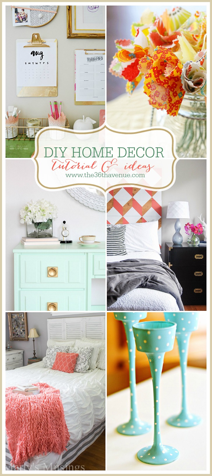 You might be left wondering where to put all of your belongings or how to make the space livable. Decor Ideas Diy Projects