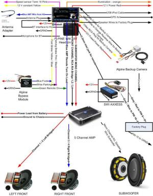 Nissan 370Z Forum  Zuppy51's Album: Wiring Diagram for