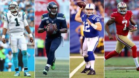 """The 3 Point Conversion Presents """"Making The Cut""""-Which young QB will have the best career"""