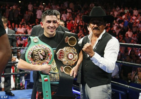 A Spectacular Night for Showtime Boxing