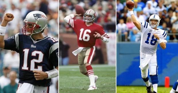 Ranking Top 5 All-Time Quarterbacks After Peyton Manning's SB Win