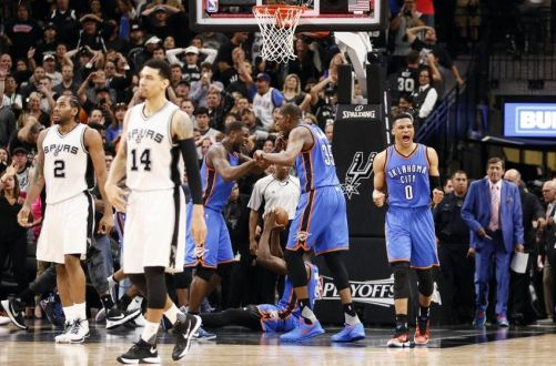 San Antonio Spurs vs Oklahoma City Thunder Game 3 Preview