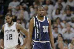 Oklahoma City Thunder vs San Antonio Spurs Game 2 Preview