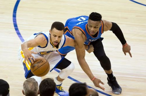 Oklahoma City Thunder vs Golden State Warriors