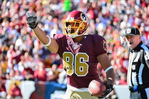 Fantasy Football's Top 5 Tight Ends And Sleepers