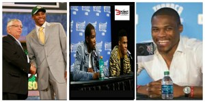 Russell Westbrook- Past, Present, Future