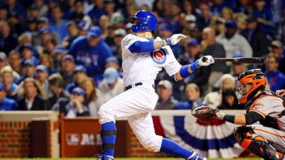 Game 2 Preview Of The NLDS- San Francisco Giants vs Chicago Cubs