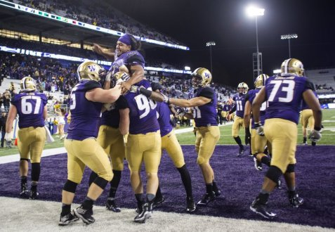Final Regular Season College Football Top 10