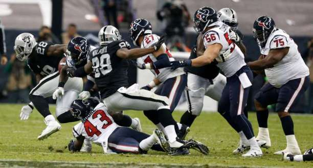 AFC Wildcard Preview- Oakland Raiders vs Houston Texans